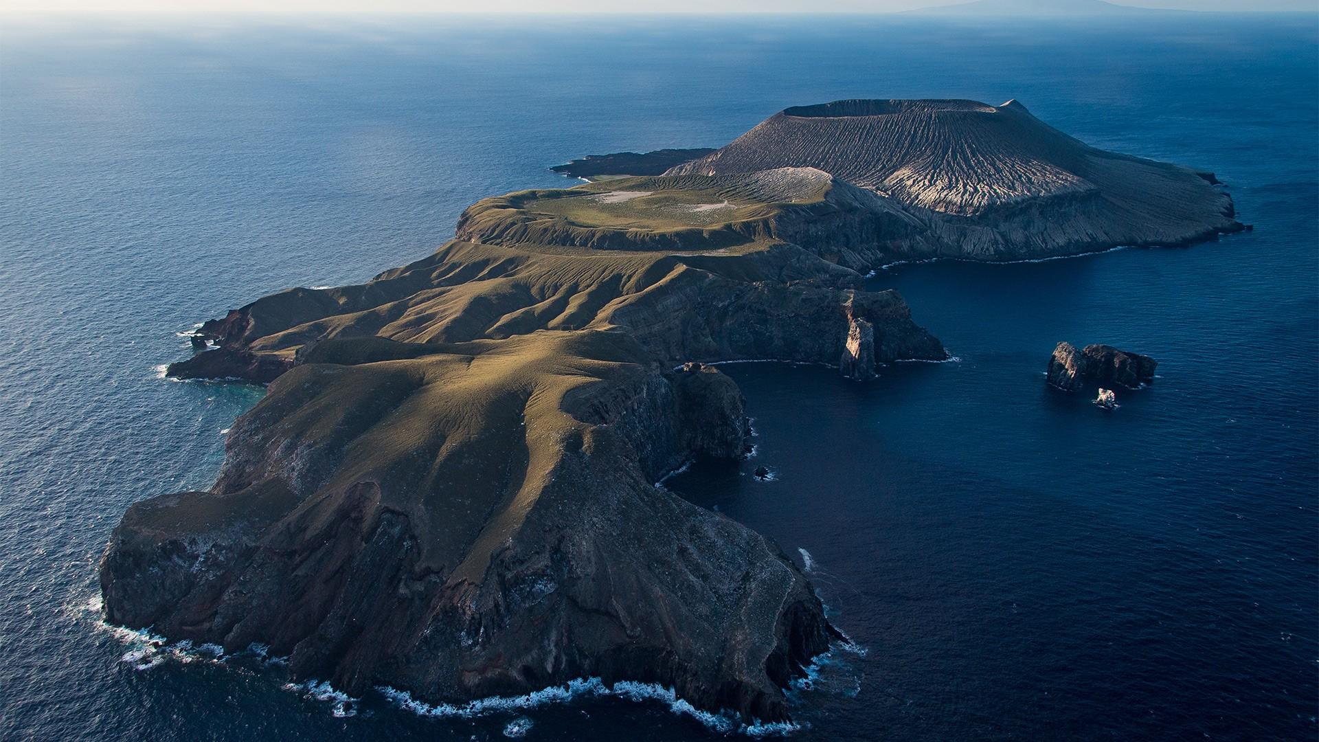 Parque Nacional Revillagigedo. © Conanp-GECI